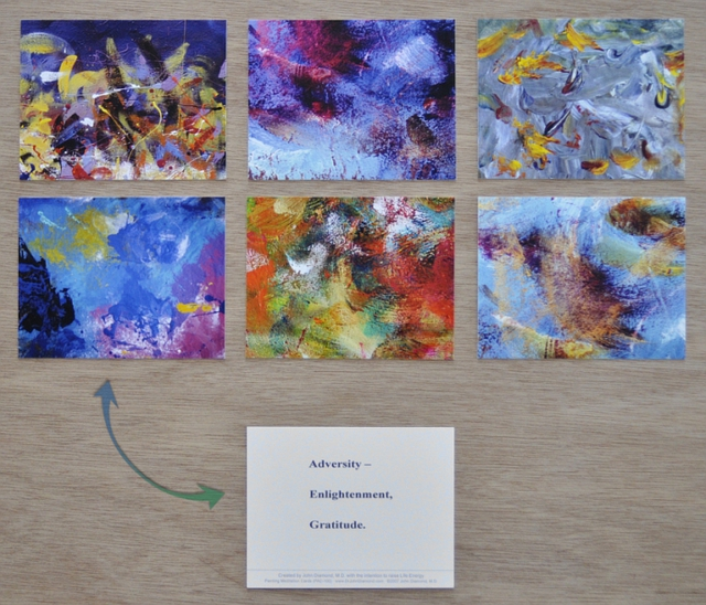 Life Energy Art Card Set