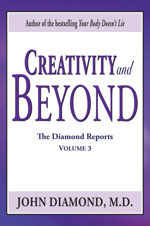 Creativity and Beyond: The Diamond Reports, Vol. 3 (Print Version)