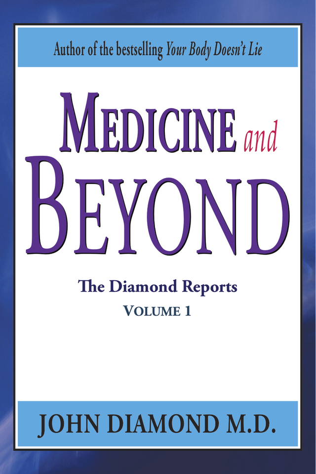 Medicine and Beyond: The Diamond Reports, Vol. 1 (Print Version)