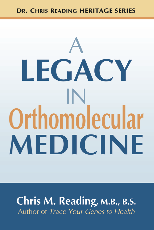 A Legacy in Orthomolecular Medicine (eBook Version)