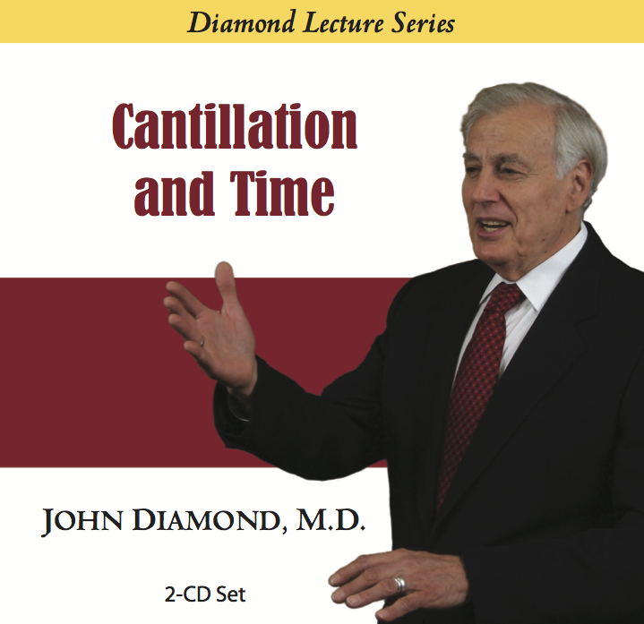 Cantillation and Time