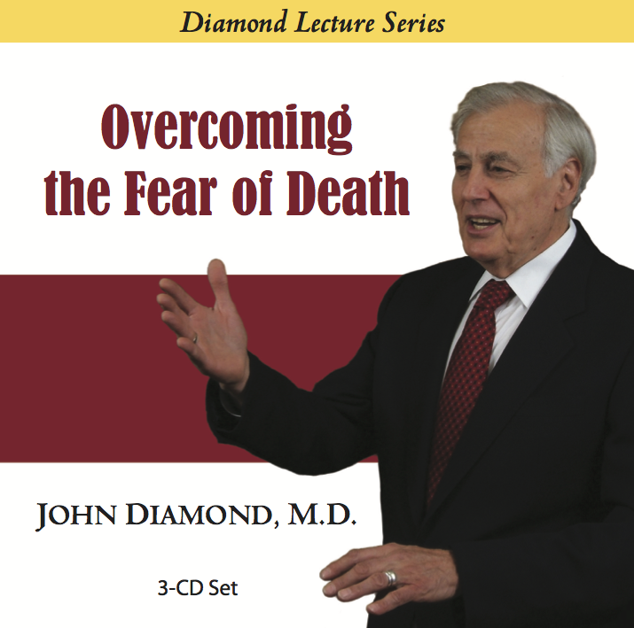 Overcoming the Fear of Death CD cover