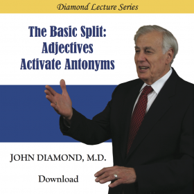 The Basic Split: Adjectives Activate Antonyms (download)
