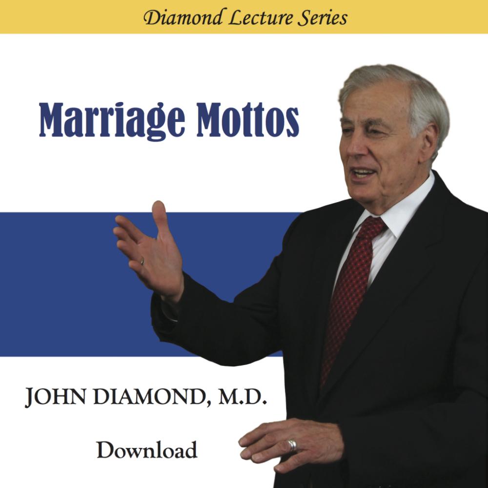 Marriage Mottos (download)