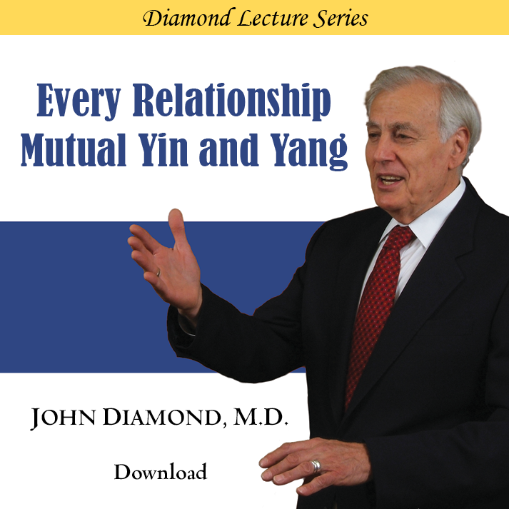 Every Relationship Mutual Yin and Yang