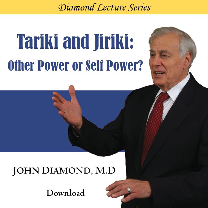 Tariki and Jiriki: Other Power or Self Power?