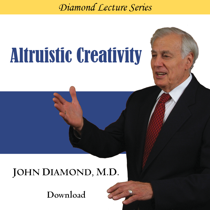 Altruistic Creativity: Meeting the Deepest Health Care Need of the Elderly
